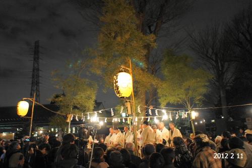 徳丸北野神社田遊び_d0004728_14404683.jpg