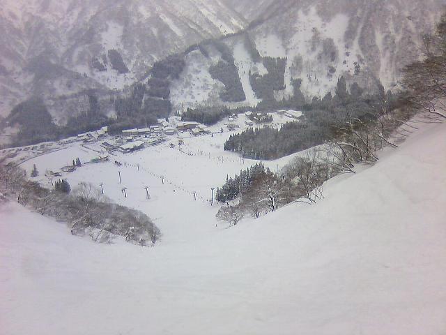 スキー日和_b0112351_18422234.jpg