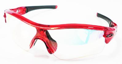 OAKLEY RADAR用GOODMANグッドマンレンズ・明るい1眼式レンズ金栄堂先行発売!_c0003493_1225751.jpg