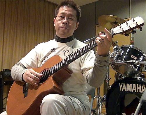南澤大介先生の「ソロ・ギター・レッスン」 千葉2_c0137404_001511.jpg