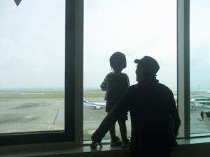 息子とフェリー 飛行機 新幹線_d0174105_10592292.jpg