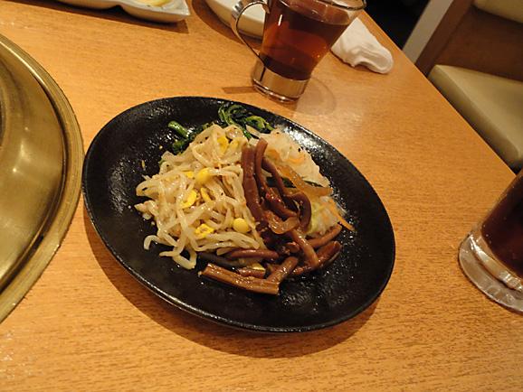 モリモリ焼肉♪_e0230011_17124015.jpg