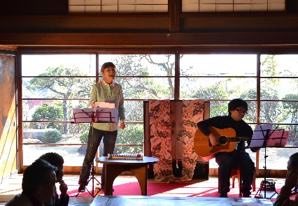 2/12(日)アコースティックコンサートを開催しました♪_c0110117_14205014.jpg