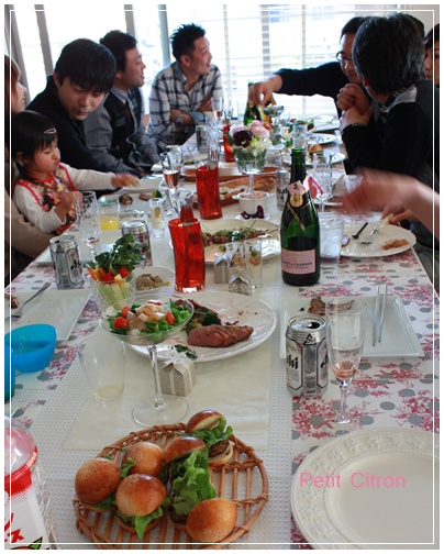 ホームパーティー♪_c0141025_19451229.jpg