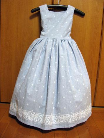 試作ドレス 完成!_f0129726_21105489.jpg