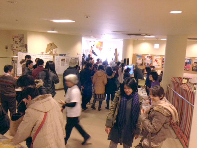 「大津波のあとで・槌音」上映会終了_d0232855_9183579.jpg