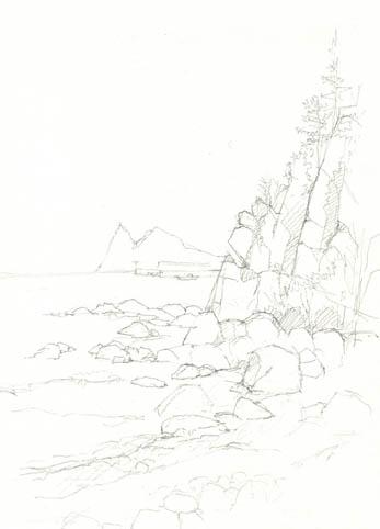 筑紫野 糸島スケッチ_f0176370_12462920.jpg