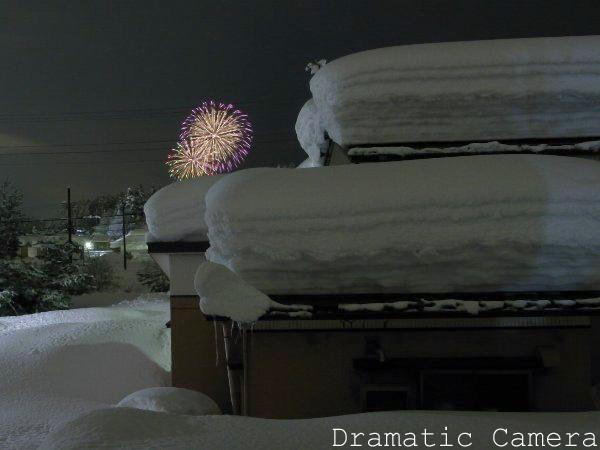 雪雪雪で腰爆発^^;_d0107372_1671956.jpg