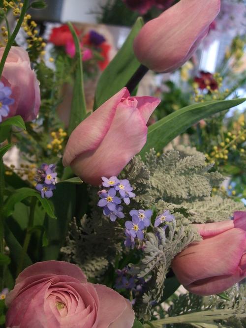 オークリーフ花の教室(加田さんの作品)_f0049672_17222440.jpg