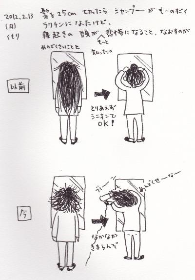 髪を切ったら_f0072976_1756993.jpg