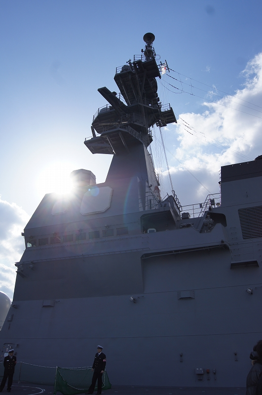 海上自衛隊艦艇の一般公開に行ってきたよ_b0049102_9335142.jpg