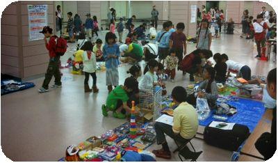 MOTTAINAIフリーマーケット開催報告@池袋サンシャインAホール_e0105047_11463049.jpg