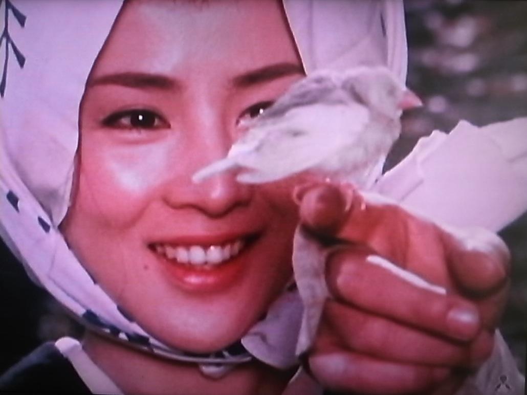 新座頭市『雪の別れ路』ゲスト:吉永小百合 監督:勝新太郎[1]_f0134963_8505880.jpg