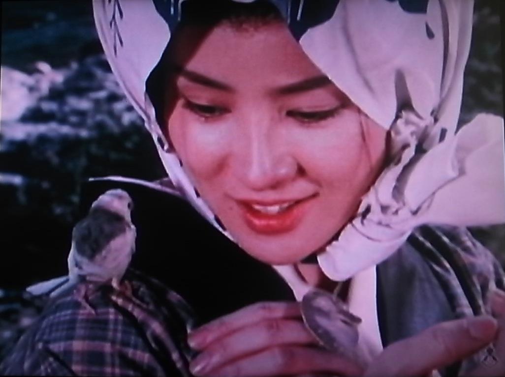 新座頭市『雪の別れ路』ゲスト:吉永小百合 監督:勝新太郎[1]_f0134963_858389.jpg