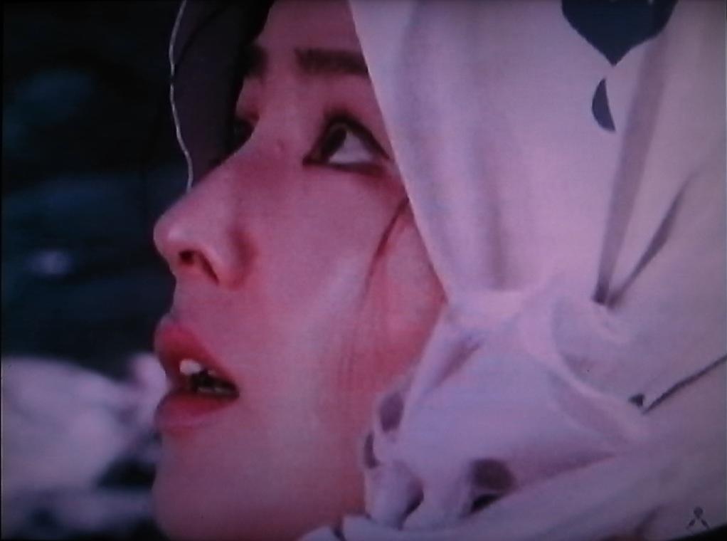 新座頭市『雪の別れ路』ゲスト:吉永小百合 監督:勝新太郎[1]_f0134963_914596.jpg
