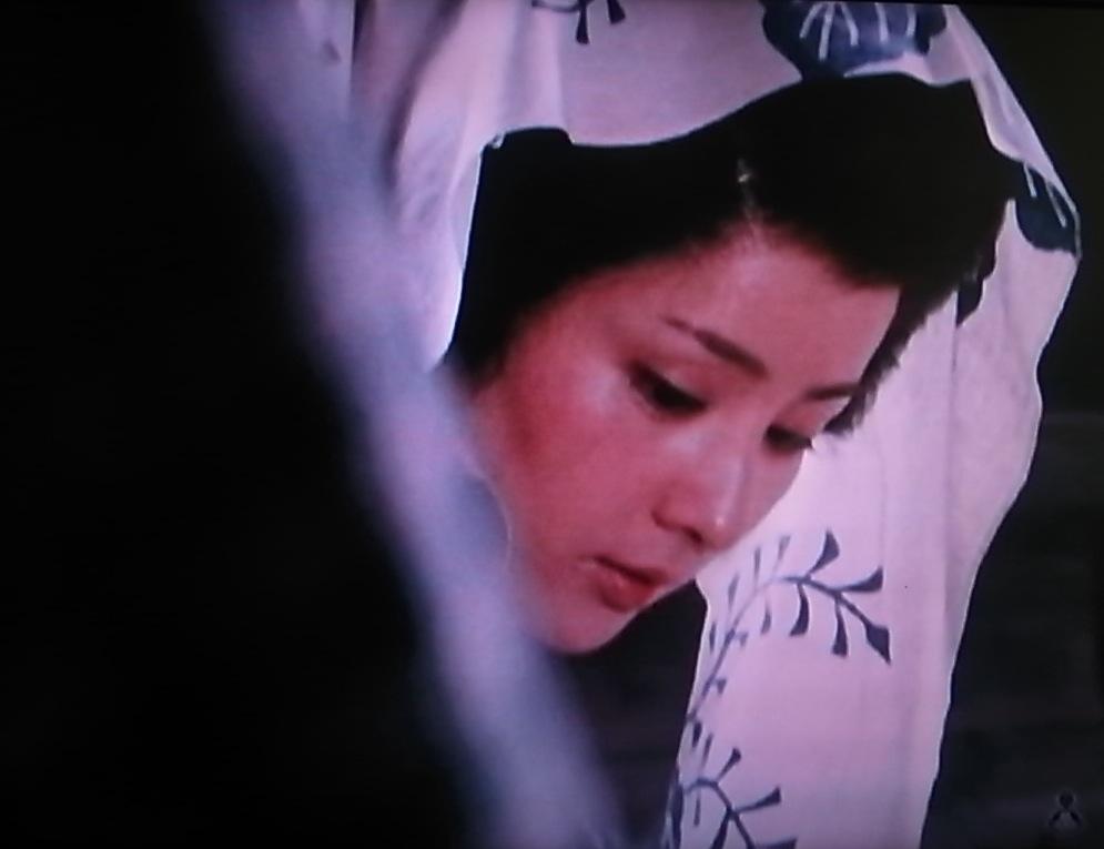 新座頭市『雪の別れ路』ゲスト:吉永小百合 監督:勝新太郎[1]_f0134963_95438.jpg
