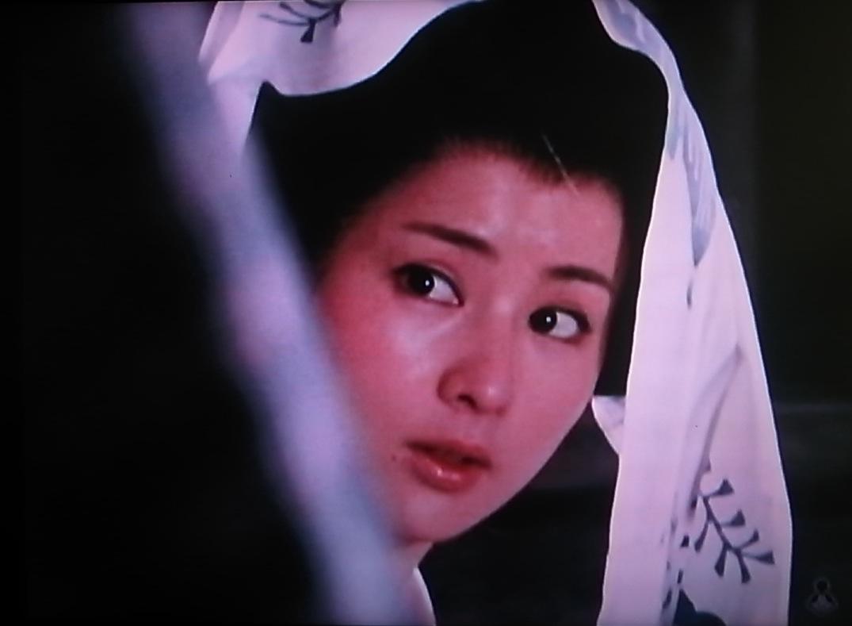 新座頭市『雪の別れ路』ゲスト:吉永小百合 監督:勝新太郎[1]_f0134963_961479.jpg