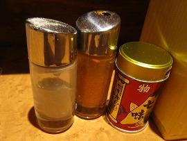 らーめん処 ぼっけい(木鶏) / 美味い鶏つみれ_e0209787_1363666.jpg