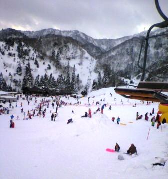 スキー in 国境_f0163105_1216344.jpg