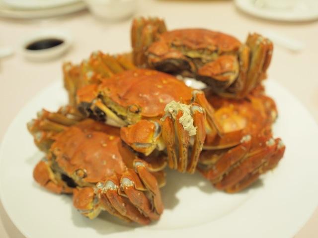 上海蟹&空きのお知らせです。_c0175022_2251582.jpg