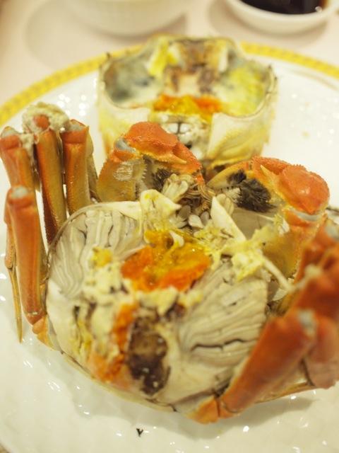 上海蟹&空きのお知らせです。_c0175022_22535733.jpg