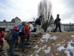 冬の諏訪湖一周ウォーク_f0019247_2339411.jpg