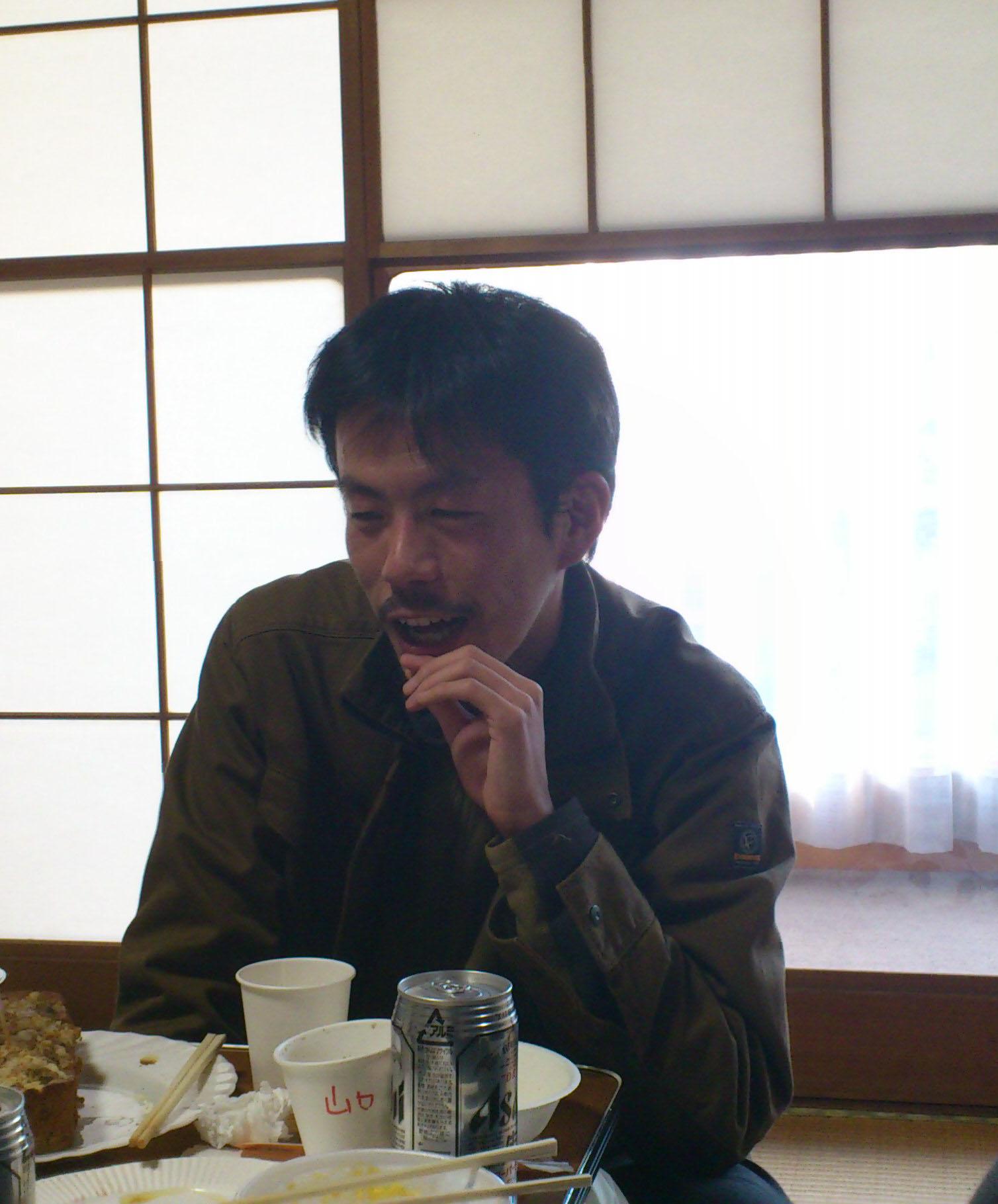 男魂送別会_b0152452_2502438.jpg