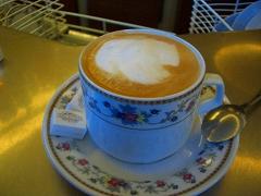 パリで食べたもの カフェ編_b0031055_22471351.jpg