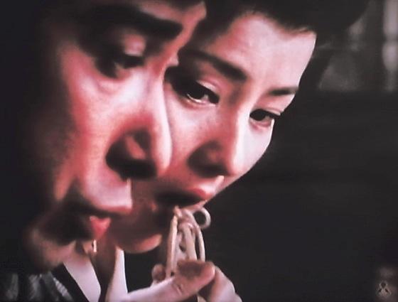 新座頭市『雪の別れ路』ゲスト:吉永小百合 監督:勝新太郎[2]_f0134963_8594393.jpg