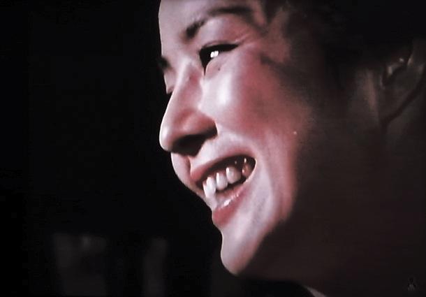 新座頭市『雪の別れ路』ゲスト:吉永小百合 監督:勝新太郎[2]_f0134963_9224470.jpg