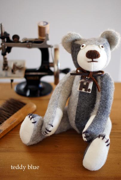 teddy handsome  ハンサムな男の子_e0253364_17193292.jpg