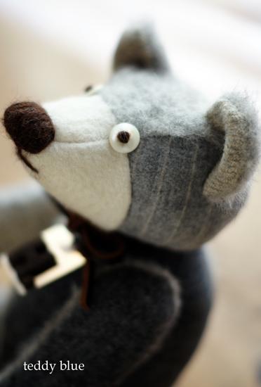 teddy handsome  ハンサムな男の子_e0253364_17195310.jpg