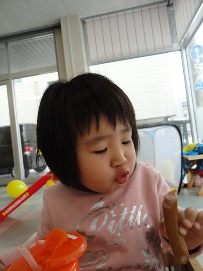 ヒラボクソーセージ試食会♪_b0079382_16552329.jpg