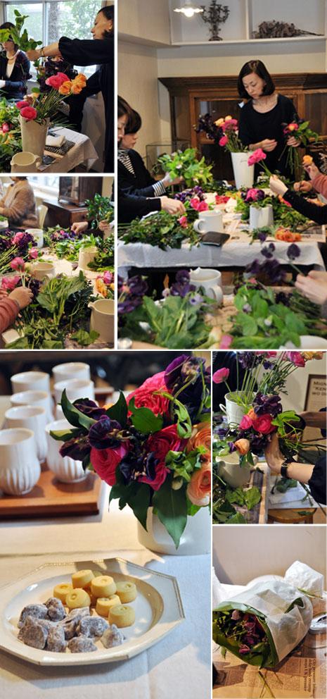 春の花ブーケ作りワークショップ_d0023111_10388.jpg