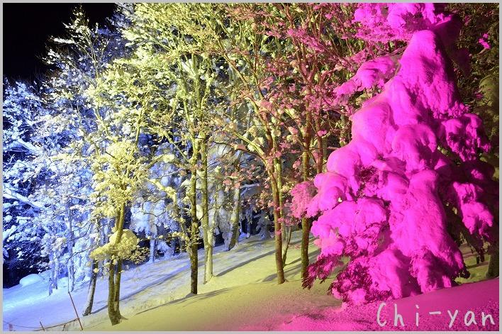 蔵王の樹氷と銀山温泉_e0219011_1820510.jpg