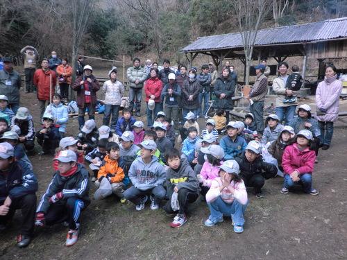 里山に100人以上の親子連れが訪れて by 「仁べ」_c0239329_21233255.jpg
