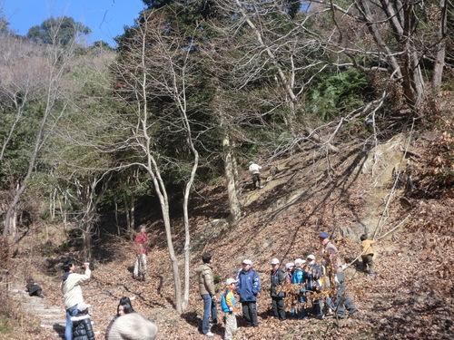 里山に100人以上の親子連れが訪れて by 「仁べ」_c0239329_21291917.jpg