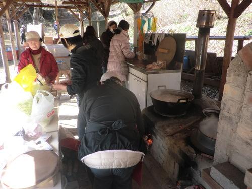 里山に100人以上の親子連れが訪れて by 「仁べ」_c0239329_21301965.jpg