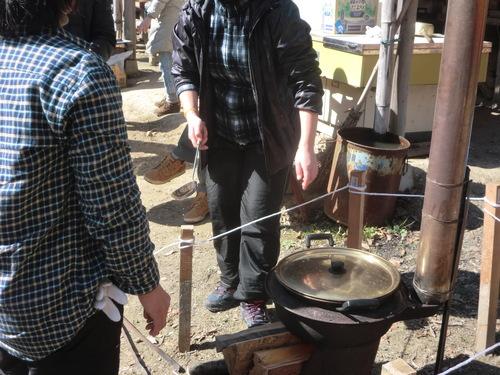 里山に100人以上の親子連れが訪れて by 「仁べ」_c0239329_21304879.jpg