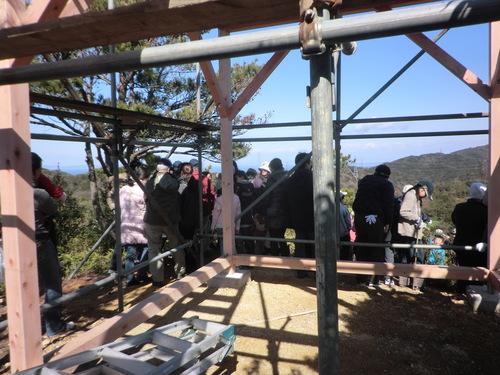 里山に100人以上の親子連れが訪れて by 「仁べ」_c0239329_213255.jpg