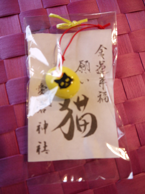 ☆ 金 運 来 福 願 い 猫 ☆_e0133535_238288.jpg