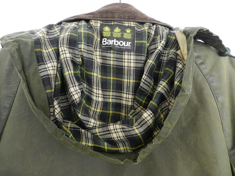 my Barbour beaufort _f0226051_12321411.jpg