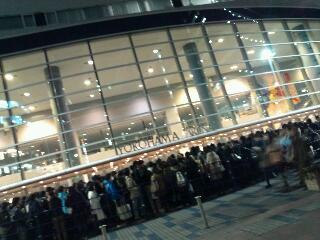 東京事変解散LIVE2日目☆横浜アリーナ_f0008555_17341235.jpg
