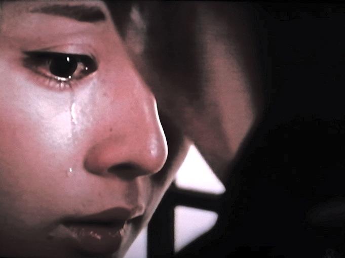 新座頭市『雪の別れ路』ゲスト:吉永小百合 監督:勝新太郎[3]_f0134963_8231173.jpg