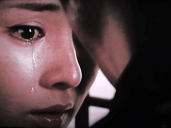 新座頭市『雪の別れ路』ゲスト:吉永小百合 監督:勝新太郎[3]_f0134963_8242855.jpg