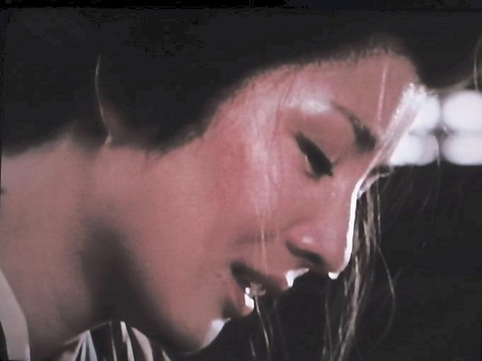 新座頭市『雪の別れ路』ゲスト:吉永小百合 監督:勝新太郎[3]_f0134963_8381276.jpg