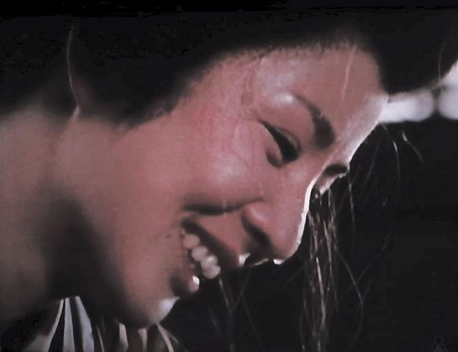 新座頭市『雪の別れ路』ゲスト:吉永小百合 監督:勝新太郎[3]_f0134963_8392821.jpg
