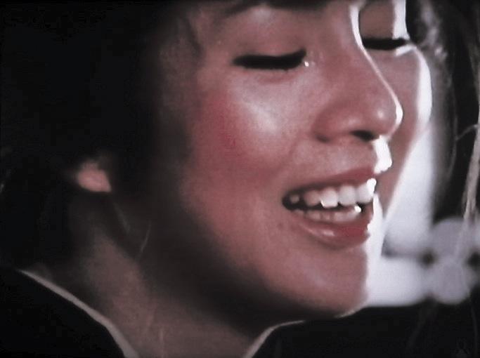 新座頭市『雪の別れ路』ゲスト:吉永小百合 監督:勝新太郎[3]_f0134963_8395719.jpg