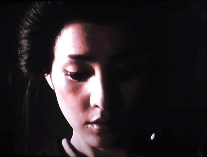 新座頭市『雪の別れ路』ゲスト:吉永小百合 監督:勝新太郎[3]_f0134963_847445.jpg
