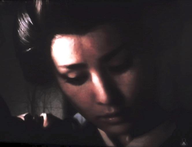 新座頭市『雪の別れ路』ゲスト:吉永小百合 監督:勝新太郎[3]_f0134963_8481358.jpg